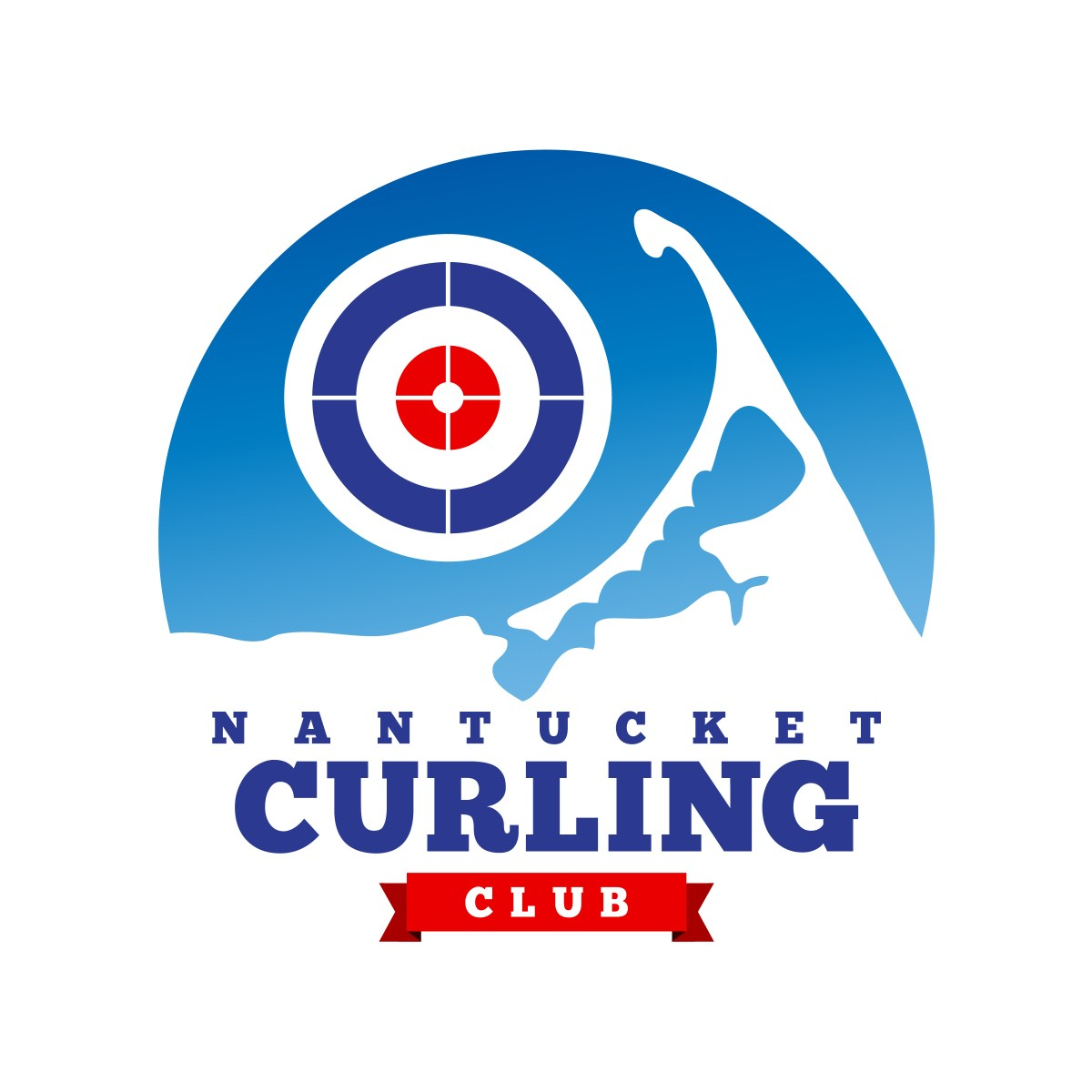 Nantucket Curling Club Logo