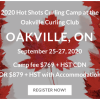 Hot Shots Oakville Sept 2020