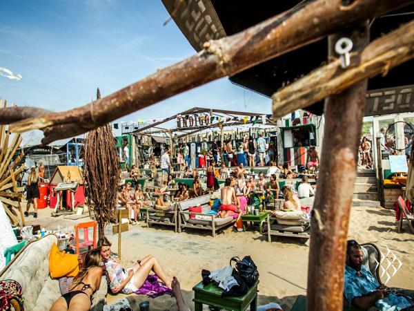 Indigo Scheveningen zomerse hotspots
