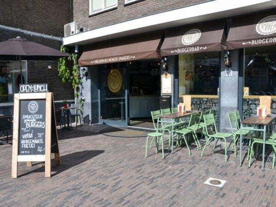 Meneer Smakers Utrecht Twijnstraat 62, Nobelstraat 143 en Oudegracht 116