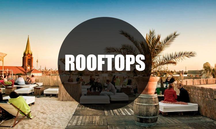 De beste rooftop bars en dakterrassen