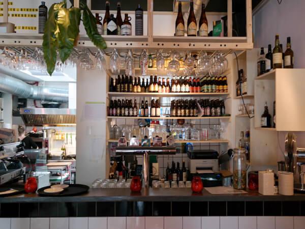 Bar Kauffmann Amsterdam Falafel & Beer