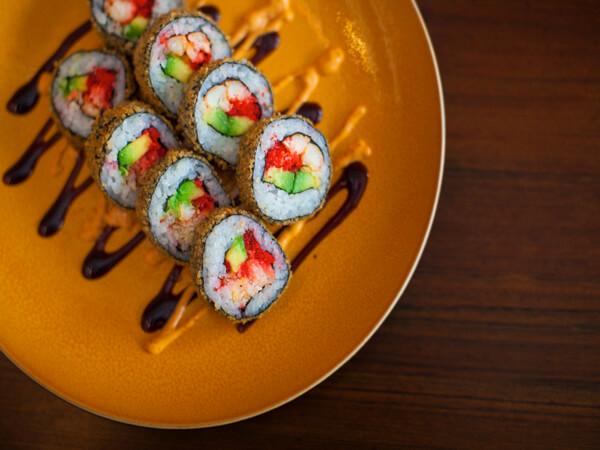 Ku Kitchen Amsterdam sushi & cocktails Utrechtsestraat