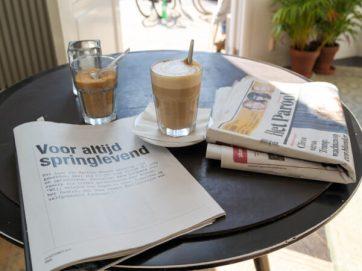 COFFEE CONCEPTS AMSTERDAM: KOFFIEBAR