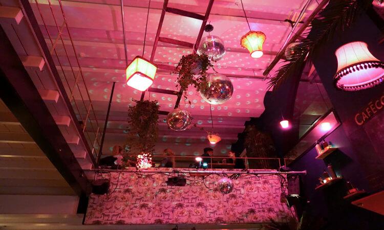 Kopstootbar Amsterdam Marnixstraat