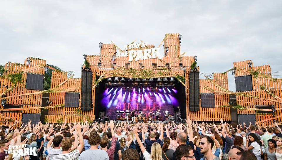 A DAY AT THE PARK 2017 AMSTERDAM: LAATSTE EDITIE IN HET AMSTERDAMSE BOS