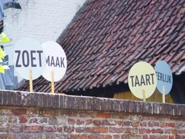 BUUF IN DE SERRE AMERSFOORT: KOFFIE & TAARTJES IN EEN OUD KLOOSTER