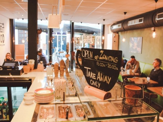 THE STREETFOOD BAR AMERSFOORT: THAISE GERECHTEN IN HET CENTRUM