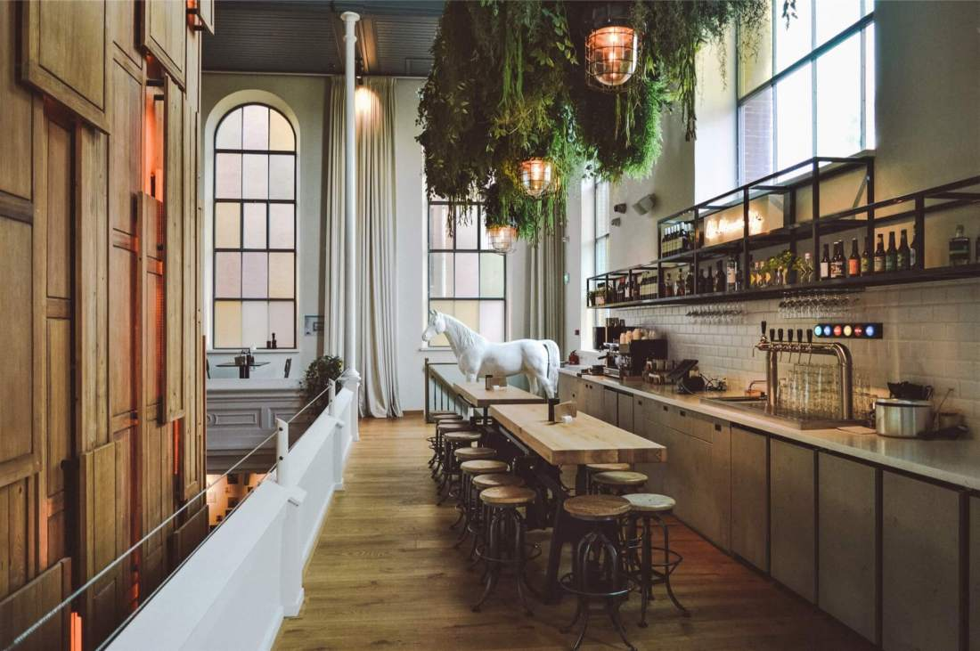 BUNK HOTEL UTRECHT: EAT, SLEEP, RAVE EN REPEAT IN DE WESTERKERK