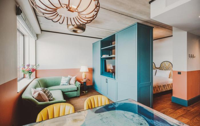BOAT&CO AMSTERDAM: PRACHTIG LUXE APARTHOTEL IN DE UPCOMING HOUTHAVENS