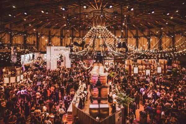 AMSTERDAM WINE FESTIVAL 2020: PROOST, PROEF EN DANS OP DE ZEVENDE EDITIE