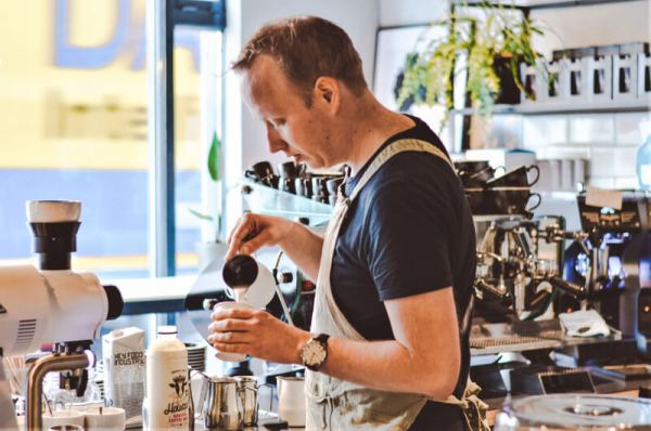CUPP UTRECHT: LATTE ART, THEE TO GO & LUNCH