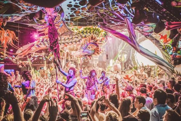 Elrow Festival Amsterdam 2021 - Havenpark