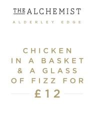 The Alchemist Chicken In A Basket