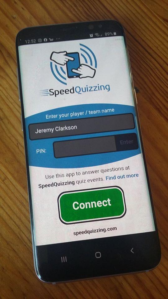 SpeedQuizzing Live APP