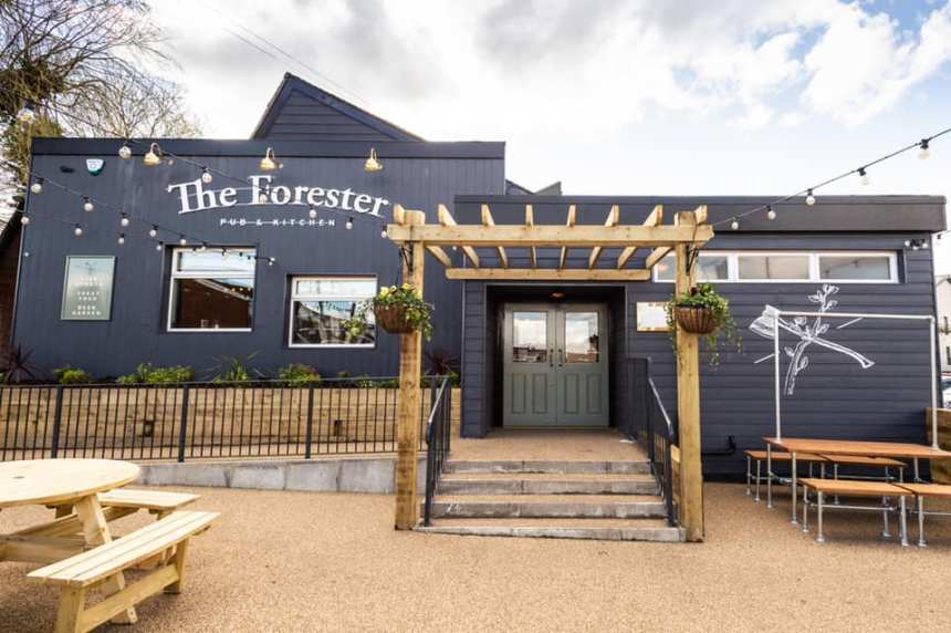 The Forester Fighter Quiz Night