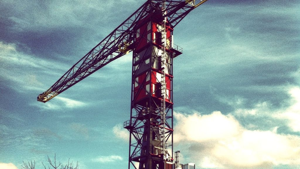 Faralda crane hotel Amsterdam Noord