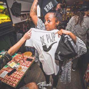 fashion junky t-shirt de pijp
