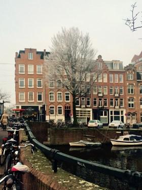 Amsterdam Oud-West Bilderdijkkade