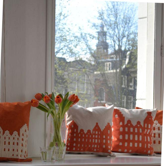pillows from VAT Amsterdam