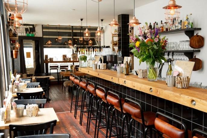 Restaurant Dikke Graaf Amsterdam