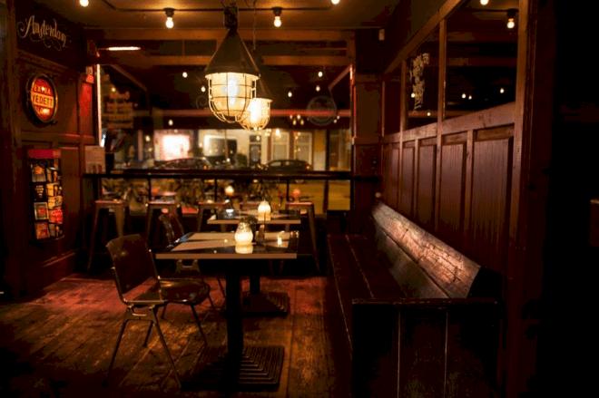 Cafe Parck Amsterdam