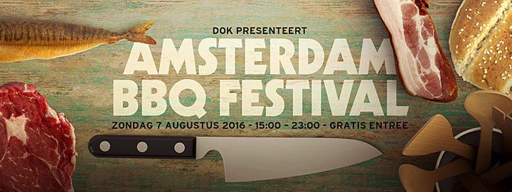 Amsterdam BBQ Festival