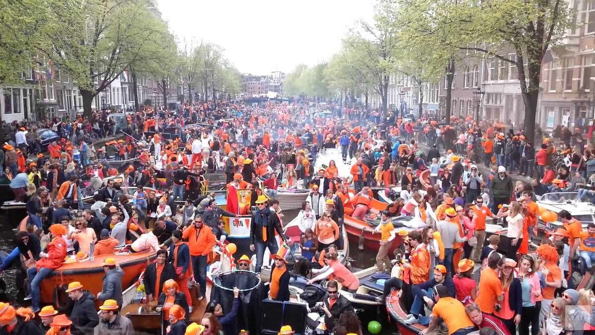 Get ready for King's Day