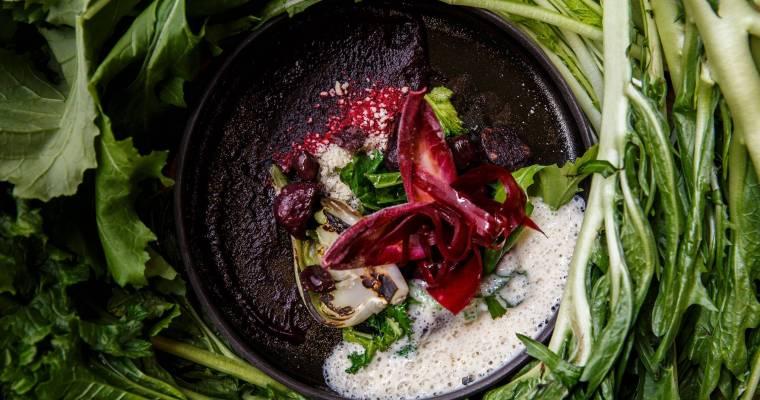 Yerba, a delicious veggie spot