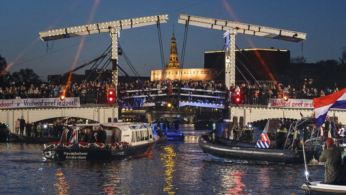 5 mei concert Amstel