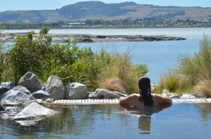 Natural Hot Springs Property for Sale