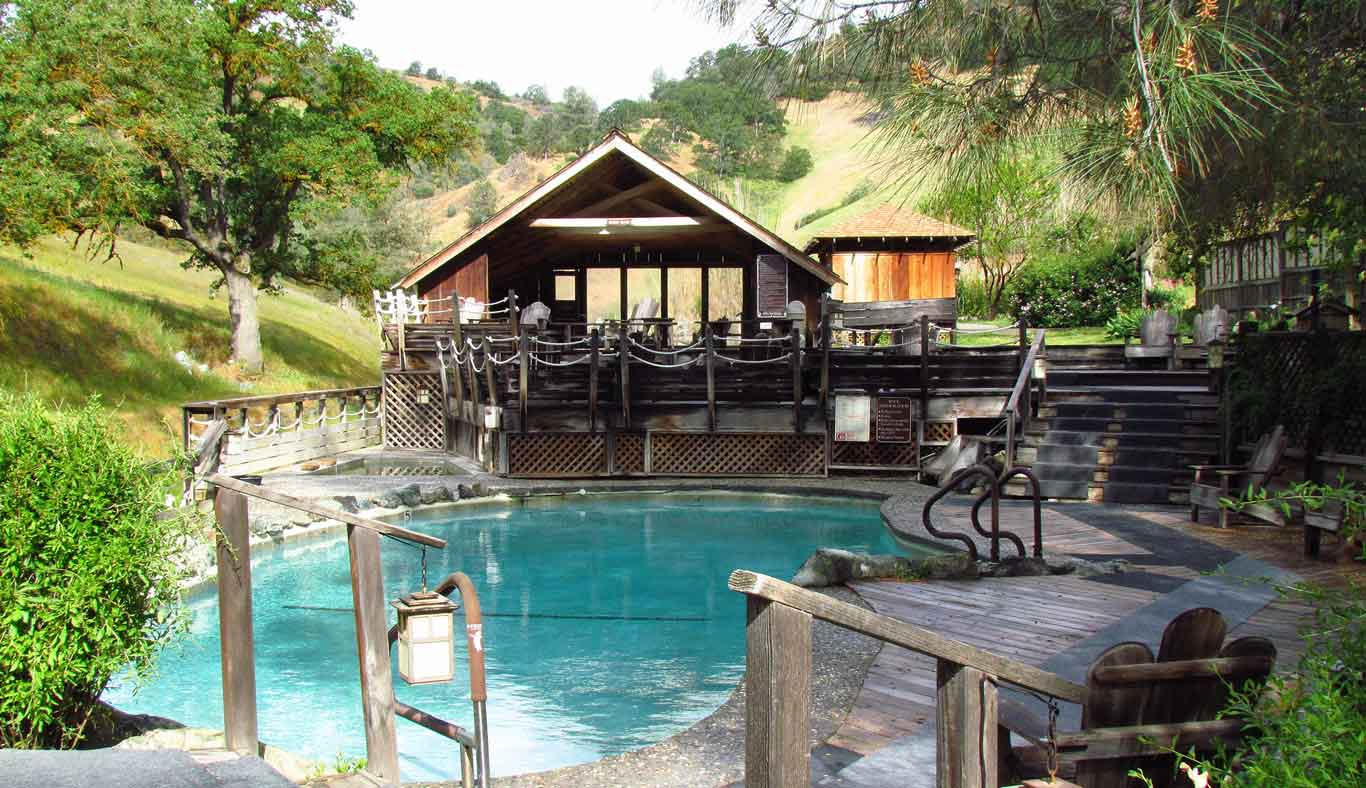 Wilbur Hot Springs for Sale