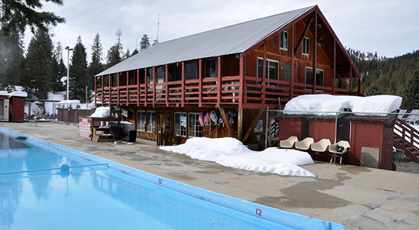 Silver Creek Plunge Hot Springs