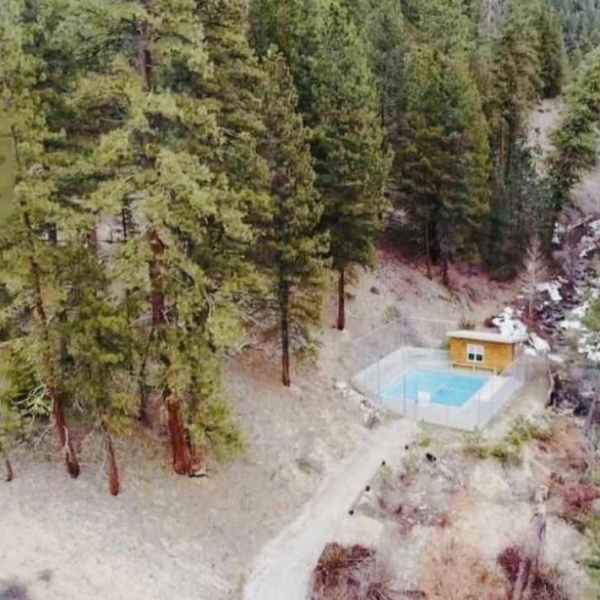 Pine Idaho Hot Springs for Sale