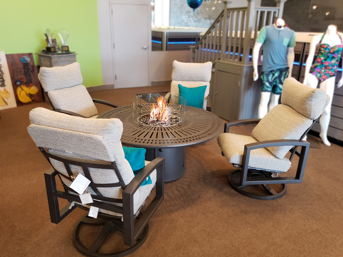 tropitone outdoor furniture hotspring