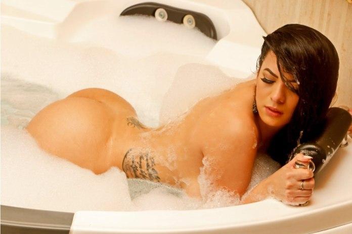Natalia Torres en HotSweetHome