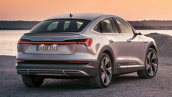 Audi e-tron HotSweetHome