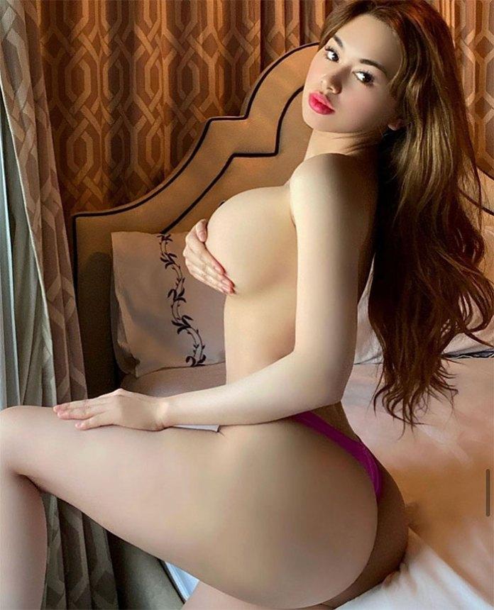 Aya Tubillo instagirl HotSweetHome