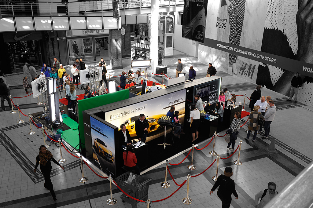 HOTT3D custom exhibition stands SA