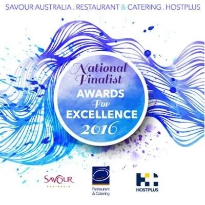Savour Australia Awards for Excellence