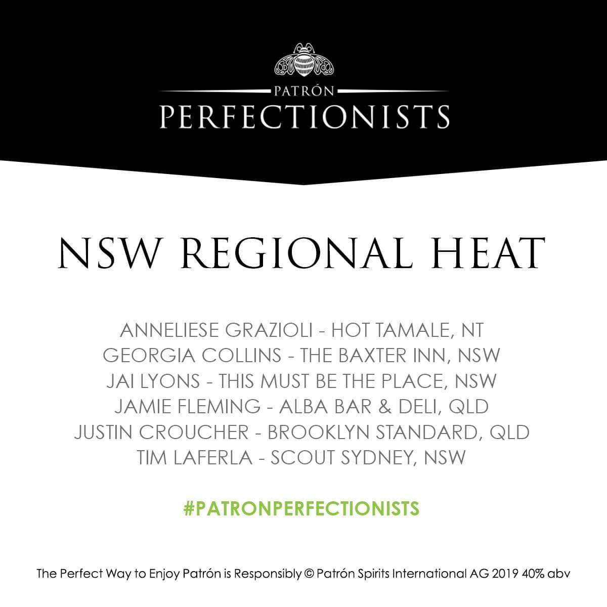 Patron Perfections Regional Final || Anneliese Grazioli