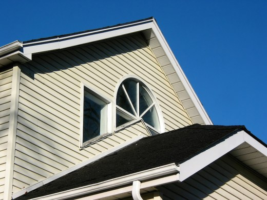 Quick Fix Rotted Area siding