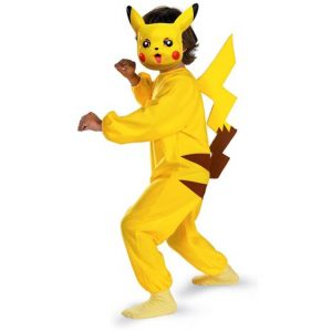 pokeman costume