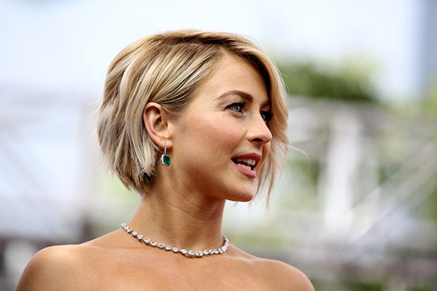 Julianne Hough Bob Hair