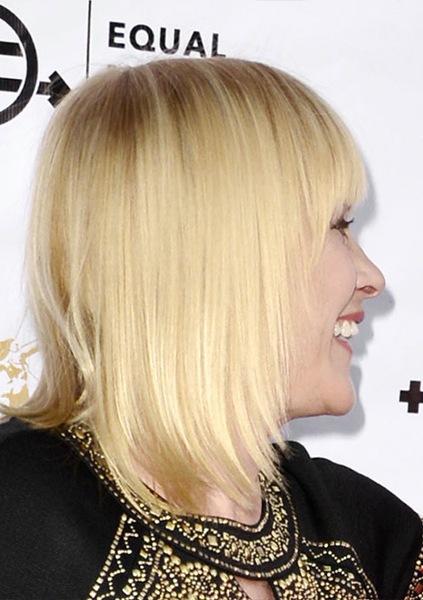patricia-arquette-medium-straight-bob-hairstyle