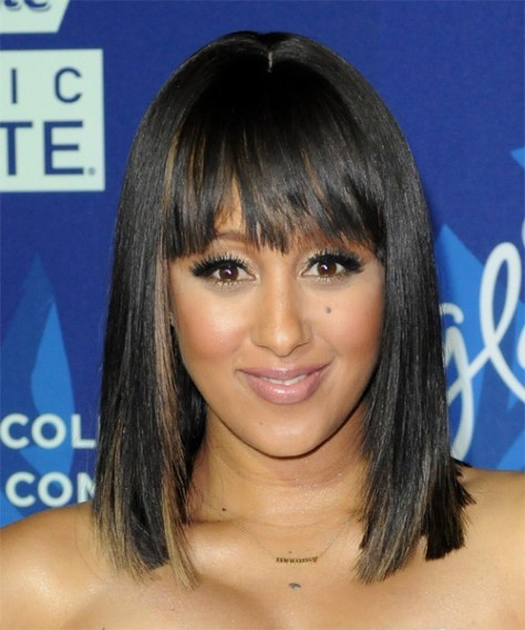 tamera-mowry-medium-straight-bob-hairstyle