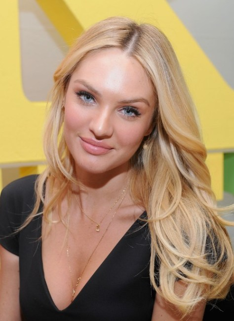 candice-swanepoel-sexy-long-blonde-center-part-hairstyle