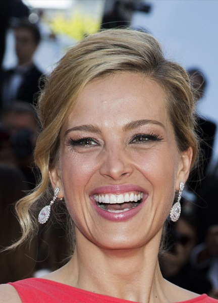petra-nemcova-formal-straight-updo-hairstyle