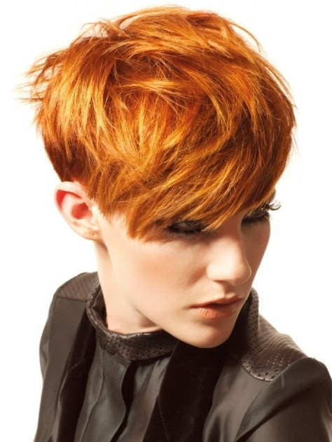 short-hairstyles-women-red-hair