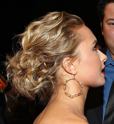 25 Simple And Stunning Updo Hairstyles For Curly Hair Hottest
